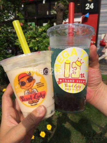 【東京・町屋】都内で楽しめる台湾名物タピオカミルクティー