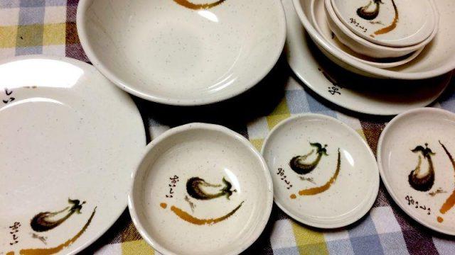 台湾のおいしい皿たち