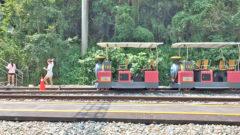観光鉄道として復活した台鐵舊山線に乗ることができる勝興老街に行ってみた